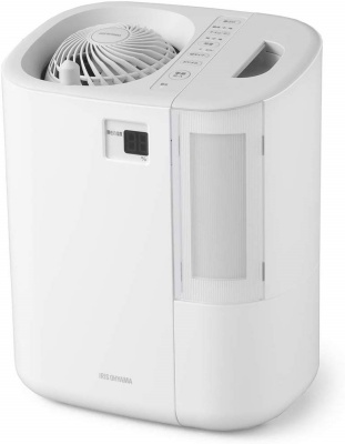 アイリスオーヤマ(IRIS OHYAMA) サーキュレーター加湿器 HCK-5519