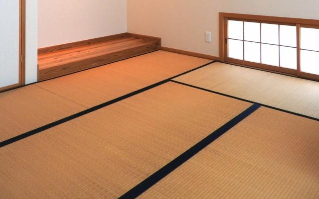 畳みの部屋