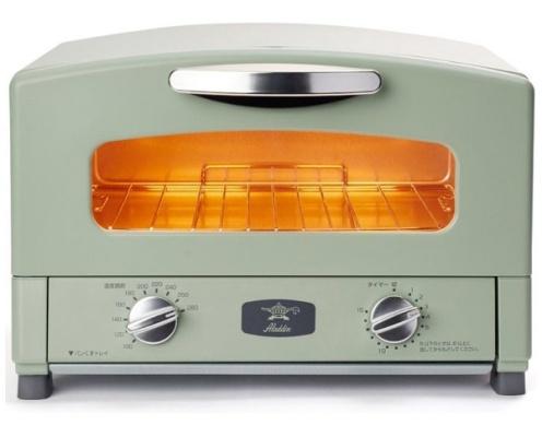 Aladdin(アラジン) オーブントースター CAT-GS13B/G