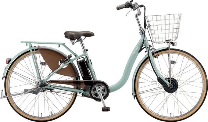 ブリヂストン(BRIDGESTONE) 電動自転車 フロンティア デラックス F4DB40