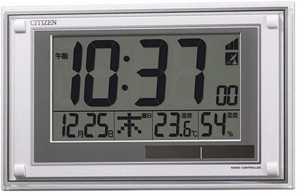 シチズン(CITIZEN) 電波置き掛け兼用時計 8RZ189003