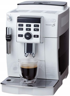 デロンギ(DeLonghi)全自動コーヒーメーカー マグニフィカS  ECAM23120WN