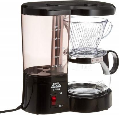 Kalita(カリタ) コーヒーメーカー ブラック ET-102