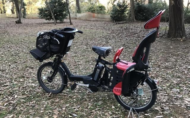 フレームの低い電動自転車
