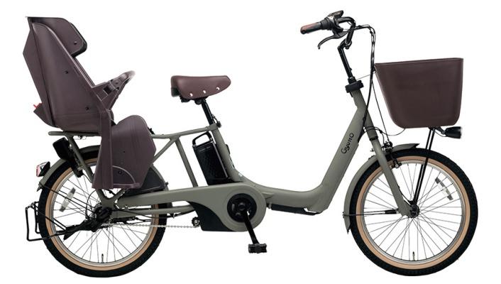 パナソニック(Panasonic) 電動自転車 ギュット・アニーズ・EX BE-ELAE033