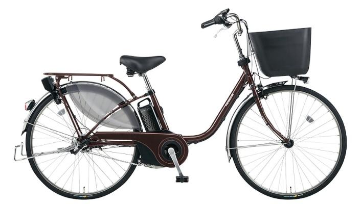 パナソニック(Panasonic) 電動自転車 ビビ・EX 24インチ BE-ELE436