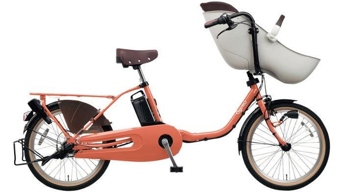 パナソニック(Panasonic) 電動自転車 ギュット・クルーム・EX  BE-ELFE03