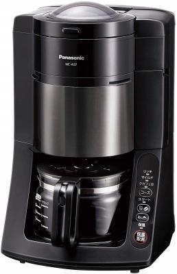 パナソニック(Panasonic) 沸騰浄水コーヒーメーカー NC-A57-K
