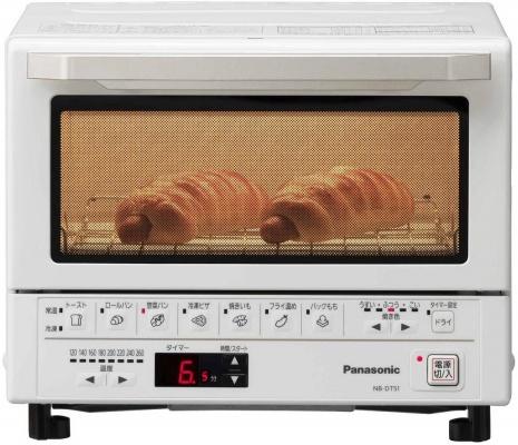 パナソニック(Panasonic) オーブントースター NB-DT51-W
