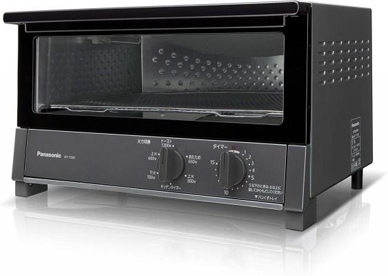 パナソニック(Panasonic) オーブントースター NT-T500-K