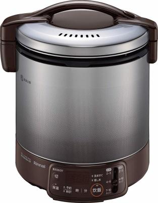 リンナイ(Rinnai)ガス炊飯器R-100VQT(DB)-LPG