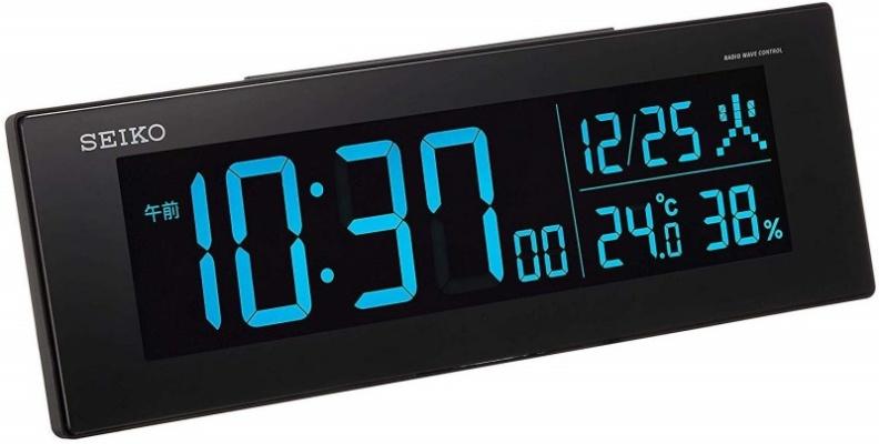 SEIKO 置き時計 電波時計 DL305K