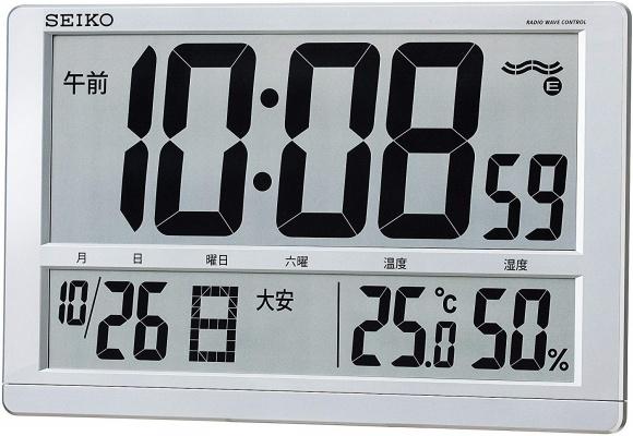 SEIKO (セイコー)  SQ433S  掛置き兼用時計