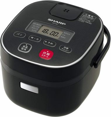 シャープ(SHARP) 炊飯器 KS-C5L-B