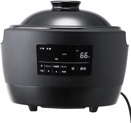 siroca(シロカ)炊飯器かまどさん電気SR-E111