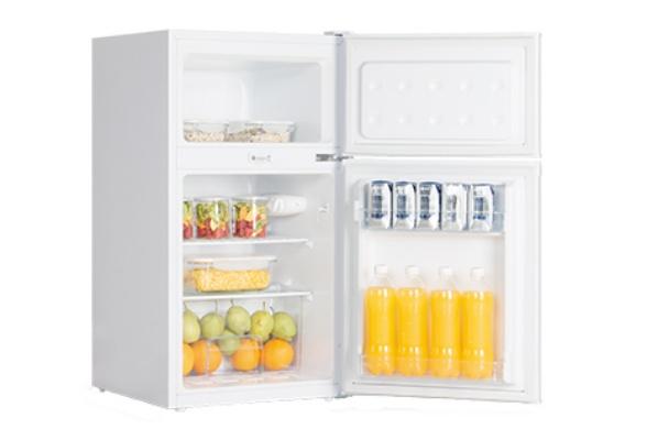エスケイジャパン(SKJ) 2ドア冷蔵庫  SR-A90
