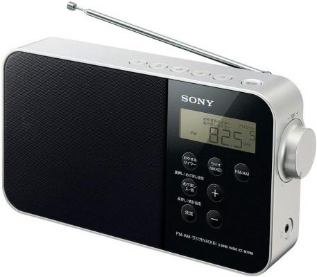 SONY(ソニー)  PLLシンセサイザーポータブルラジオ ICF-M780N