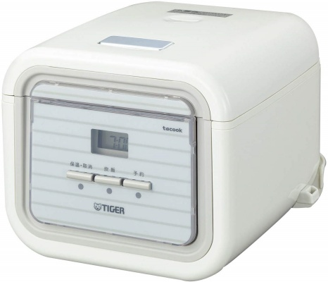タイガー(TIGER) 炊飯器JAJ-A552-WS