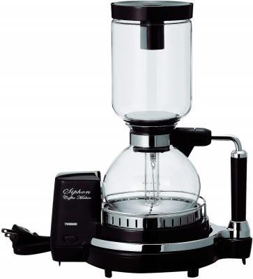 ツインバード(TWINBIRD) サイフォン式コーヒーメーカー CM-D854BR