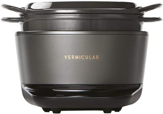 バーミキュラ(Vermicular)炊飯器 RP23A-GY