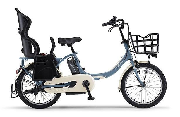 ヤマハ(YAMAHA) 電動自転車 PAS Babby un SP  PA20BSPR