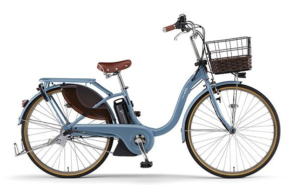 ヤマハ(YAMAHA) 電動自転車 PAS WITH DX PA26WDXの画像
