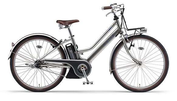 ヤマハ(YAMAHA) 電動自転車 PAS minä X1U601