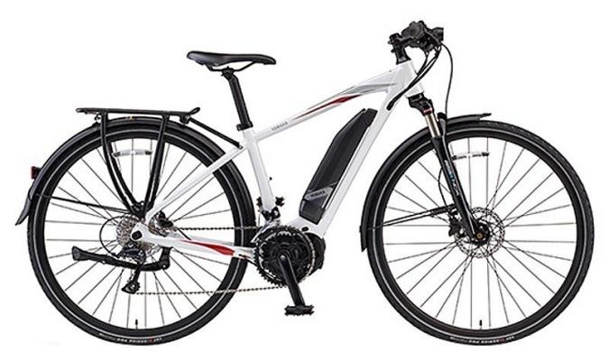 ヤマハ(YAMAHA) 電動自転車 YPJ-TC (M)
