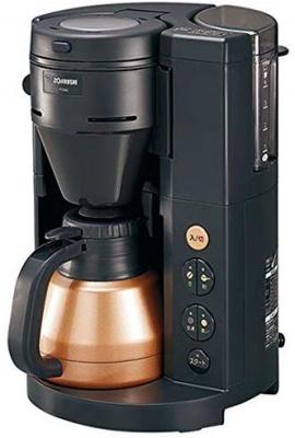 象印(ZOJIRUSHI) コーヒーメーカー ブラック 珈琲通 EC-RS40-BA