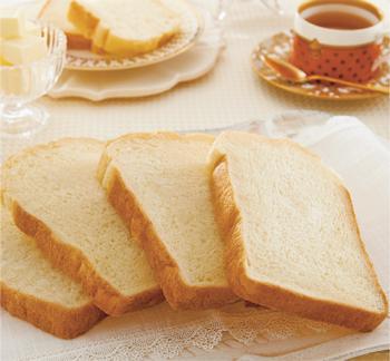 プレミアムリッチコースで焼いたパン