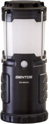 GENTOS USB充電式 パワーバンク ランタン EX-964DL