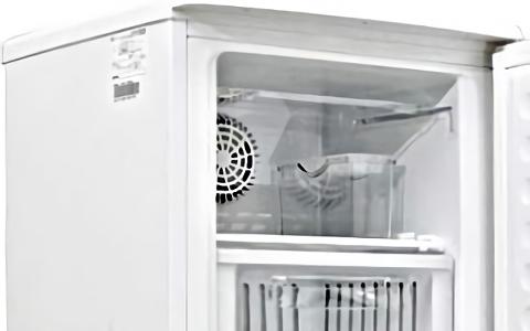 冷凍庫のファン
