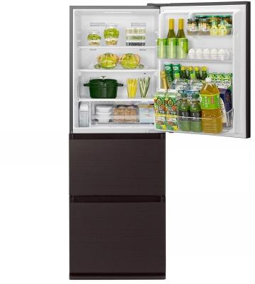 右開きの冷蔵庫