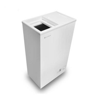 ALLEGiA(アレジア) 小型冷凍庫 上開きタイプ AR-BD43-NW