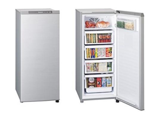 パナソニック(Panasonic) 冷凍庫(ホームフリーザー) NR-FZ120B