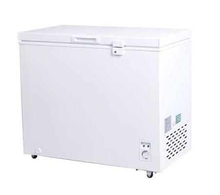 PlusQ 上開き式 冷凍ストッカー QFZ20A