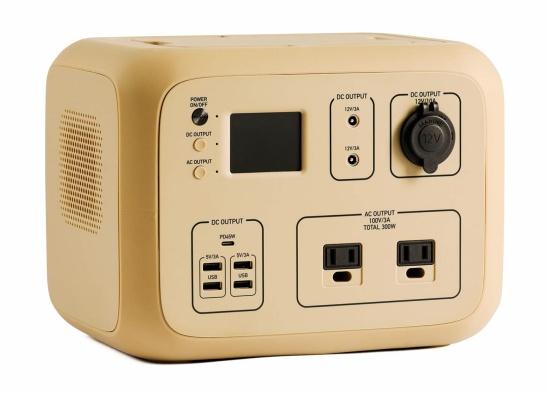 SmartTap ポータブル電源 PowerArQ2