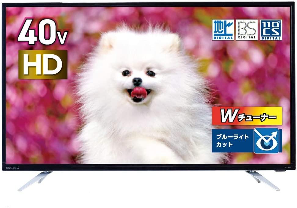 ドウシシャ(DOSHISHA) 40型 フルハイビジョン液晶テレビ DOL40H100Y