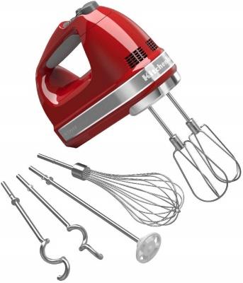 キッチンエイド(Kitchen Aid) 9段階変速 ハンドミキサー KHM928ER