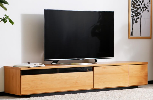 LOWYA(ロウヤ) 日本製 ローテレビ台 木製 F301-TO004