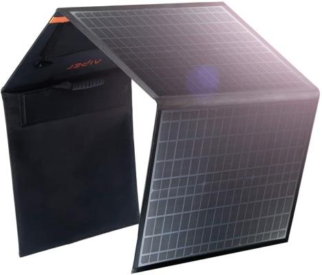 アイパー(Aiper) ソーラーチャージャー 10種DCプラグ 自立式スタンド付 SP100