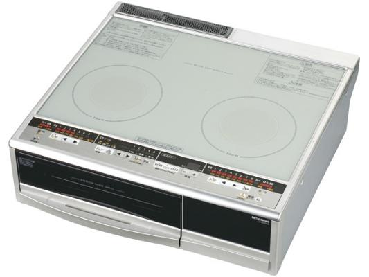 三菱電機(MITSUBISHI ELECTRIC) IHヒーター CS-G29CS20A