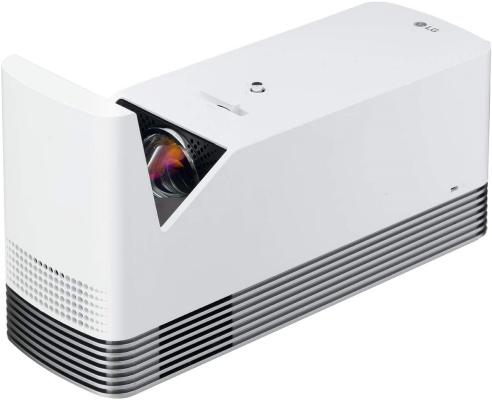 LG 超短焦点レーザー光源プロジェクター HF85LS