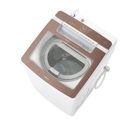 AQUAの洗濯乾燥機
