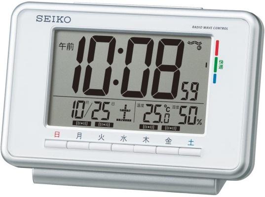 SEIKO(セイコー) 電波目覚まし時計 SQ775W