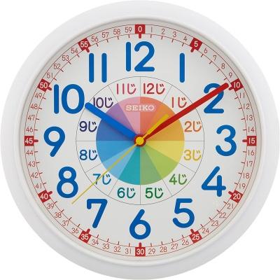 セイコークロック(SEIKO) 知育掛け時計 KX617W
