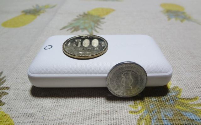 窒化ガリウムを使った小型急速充電器