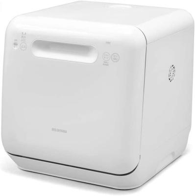 アイリスオーヤマ(IRIS OHYAMA) 食器洗い乾燥機 コンパクト ISHT-5000-W