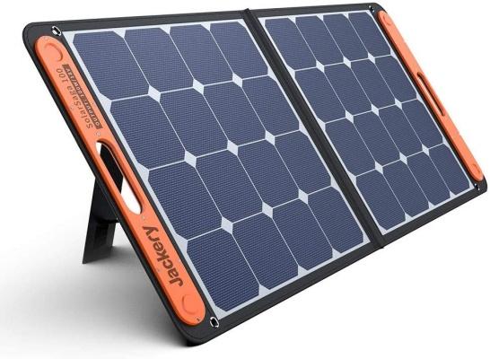 Jackery(ジャクリ) SolarSaga 100 ソーラーパネル