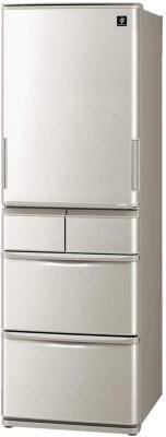 シャープ(SHARP) プラズマクラスター冷蔵庫 SJ-W412F